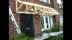 Bow Window Canopies pent roof over door slideshow youtube