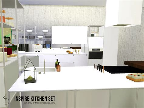 Custom Kitchen Islands by K Omu S Inspire Kitchen Set