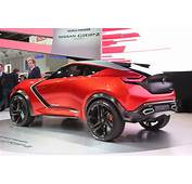 Nissan Gripz Concept Is An All Wheel Drive Hybrid With