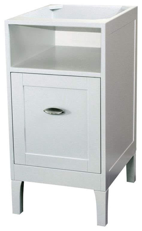 16 Inch Cabinet Wood White Modern Bathroom Vanities 16 Inch Bathroom Vanity