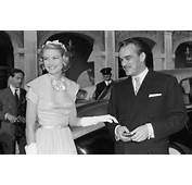 The Fairytale Nuptials Of Prince Rainier III And Princess Grace