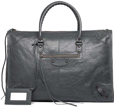 Balenciaga The Weekender by Balenciaga Weekender Bag Saturday Fashion Bragmybag