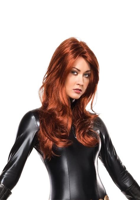 black widow deluxe black widow wig