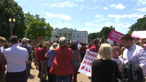 white house protest ex fbi chief comey to say trump s request to end michael