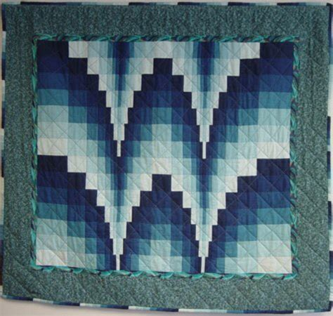 Bargello Patchwork - quilting pattern for bargello quilt free quilt pattern