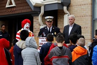 survive alive house mps mps celebrates fire prevention week