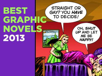 best graphic novels 2013 five of the best lgbt graphic novels of 2013 advocate
