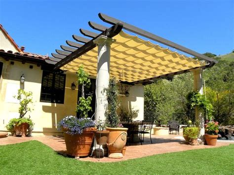 A Shade Of Vire 7 the artistic way to do shade alpha canvas awning