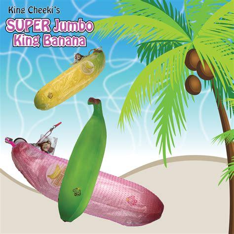 Squishy Banana king cheeki jumbo banana squishy limited