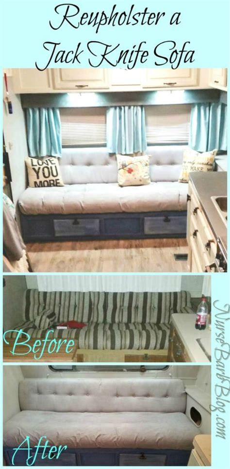 reupholster rv couch best 20 5th wheels ideas on pinterest space trailer