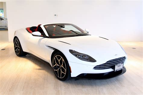 2019 Aston Martin Db11 Volante by 2019 Aston Martin Db11 Volante Stock 9nm05966 For Sale