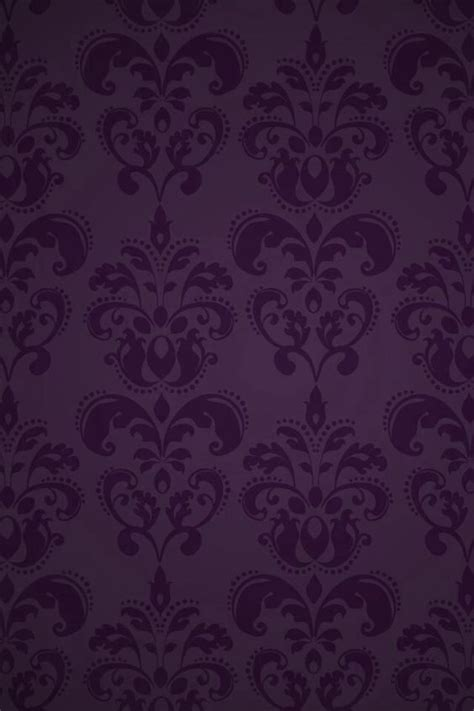 damask wallpaper pinterest purple damask wallpaper wallpaper para iphone