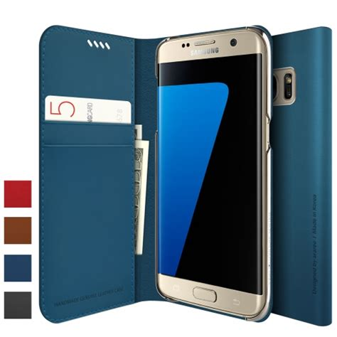 Harga Samsung S7 Edge Black Market verus galaxy s7 edge genuine leather diary brown