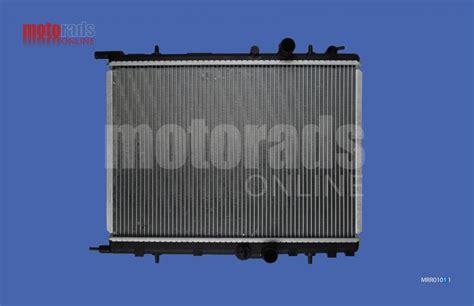 peugeot 206 radiator peugeot 206 1 4 hdi 2001 onwards car radiator peugeot
