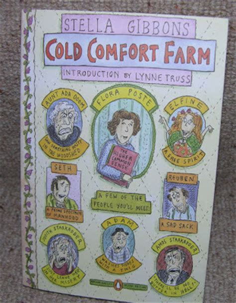 cold comfort farm what was in the woodshed sal s snippets i saw something nasty in the woodshed