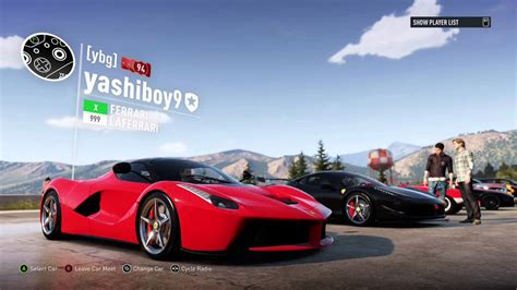 Lamborghini Aventador Speed Test Forza Horizon 2 Lamborghini Aventador Vs La Speed