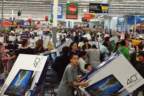 Black Walmart by Black Friday A True Portrait Of America By Christie Di