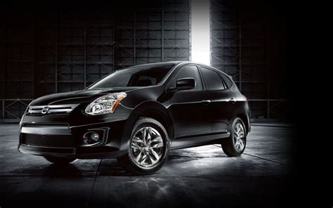black nissan rogue 2010 2010 nissan rogue krom edition available this december
