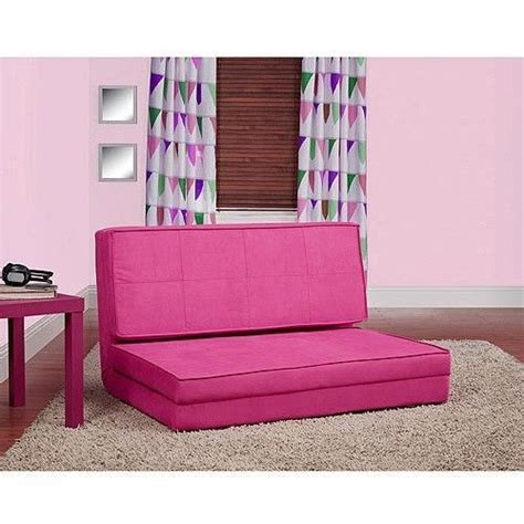 sofa teen pink folding lounger bed teen chair sofa chaise futon