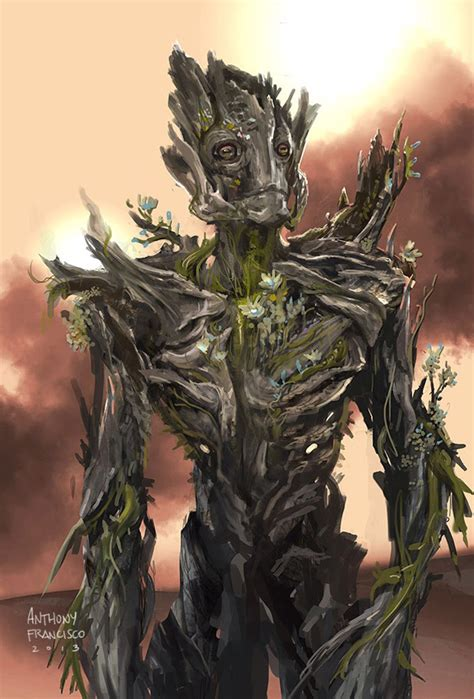 guardians galaxy concept art guardians of the galaxy concept art by anthony francisco