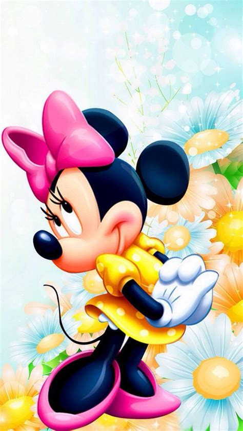 vertical wallpaper disney minnie mouse wallpaper backgrounds and mice on pinterest