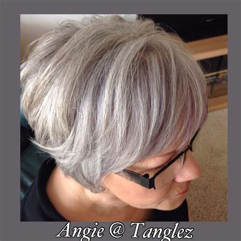 white low lights for grey hair 38 best images about hair and beauty on pinterest oval