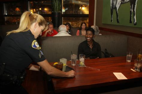 yard house fashion island newport officers protect and serve at charity event orange county register