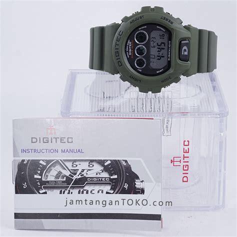 Jam Tangan D Ziner Army Hijau harga sarap jam tangan digitec dg 2098t green army