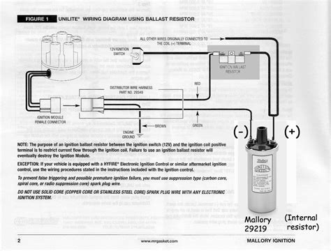 ballast resistors definition mallory ballast resistor electronic type 28 images mallory ignition with ballast resistor