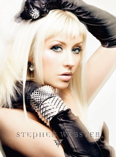Fab Ad Aguilera For Stephen Webster by 43 Best Aguilera Images On