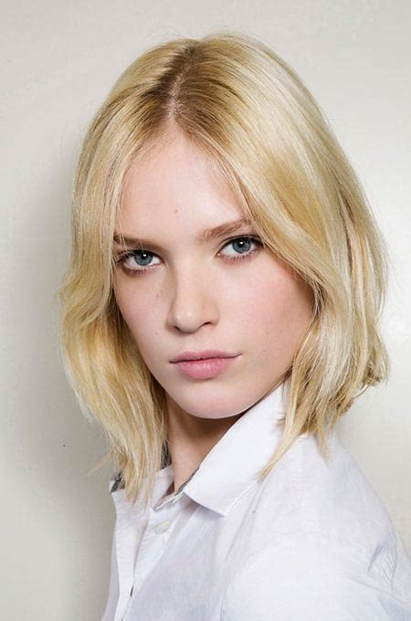 how to achieve the new haircut the lob the best hairstyles for women with thin hair the trend