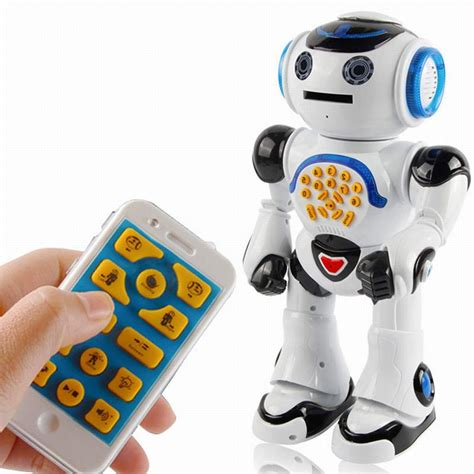 Intelligent Robot Intelligent Brat Robot By Kidbe The Robots Web Site