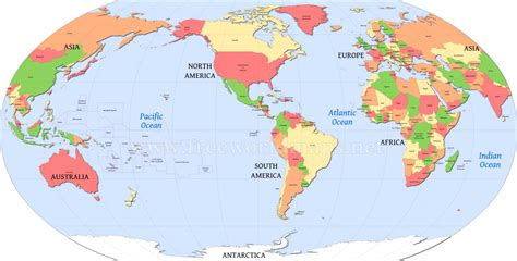 the entire world a map of the whole world besttabletfor me
