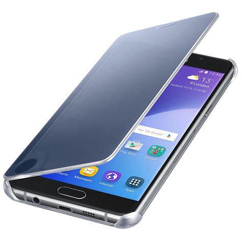 Clear View Flip Cover Samsung A5 original samsung galaxy a5 2016 flip clear view cover