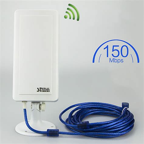 Repeater Wifi Indoor 150mbps 2 4ghz usb wireless wifi antenna signal extender repeater for outdoor indoor alex nld