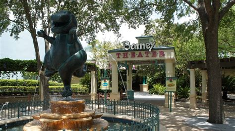 A Day At The Park by A Day In The Park With Barney At Universal Studios Florida