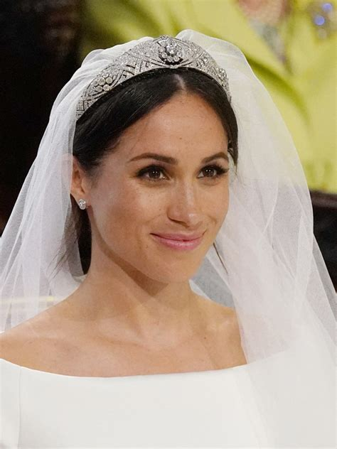 Wedding Hair And Makeup Pictures by See Meghan Markle S Royal Wedding Hair And Makeup With
