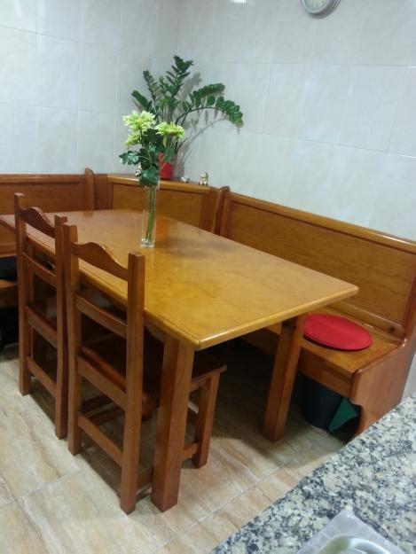 venta de mesas de cocina mesa de cocina y banco rinconera mejor precio unprecio es