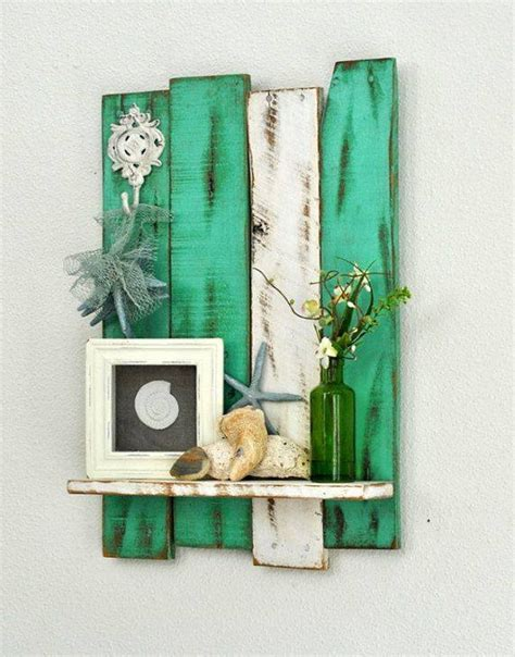 recycled pallet wood decor crafts pallet project