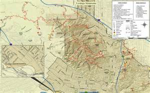 trail maps city of glendale ca