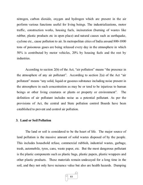 Vehicle Pollution Essay by Essays On Pollution Vehicle Pollution Essay Vehicle Pollution Essay Gxart Exle Cause And