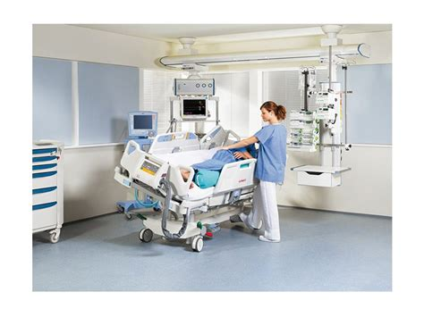 linet multicare icu bed active healthcare