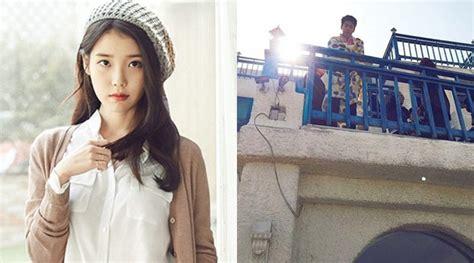 film ggs waktu sisi melahirkan iu bongkar sisi aneh lee hyun woo lewat serangkaian foto