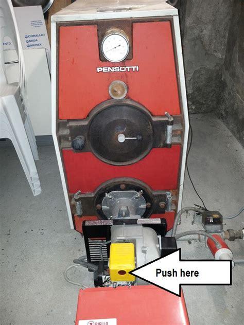 how to light a boiler how to light a boiler englishman in italy