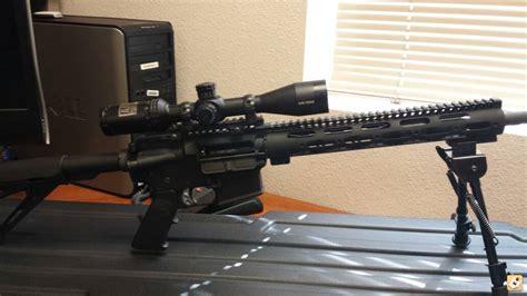 Riflescope Bushnell Ar 4 5 18x40 Original bushnell ar optics 4 5 18x40 best tactical scope