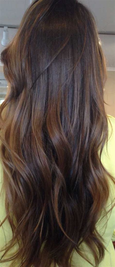 hairstyles for long black hair with layers 25 long dark brown hairstyles hairstyles haircuts