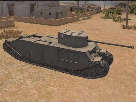 wot ii tog ii opis czo蛯gu w world of tanks