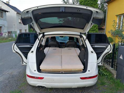 Audi Bett by Schlafen Im Auto Audi Q5