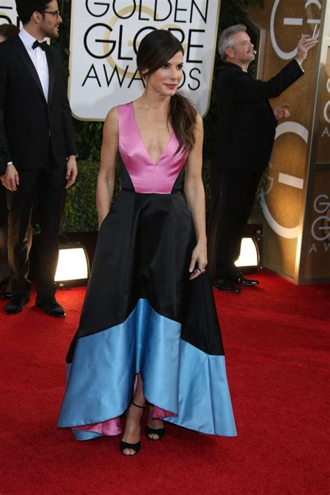 sandra bullock golden globes 2014 sandra bullock at 2014 golden globes the hollywood gossip
