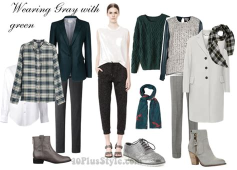 colors that goes with grey how to wear gray choose color combinations and ensembles